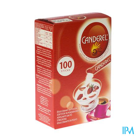 Canderel Sticks 100 x 1 g