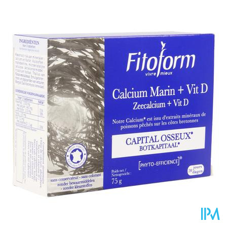 Calcium Marin Comp 60 Fitoform