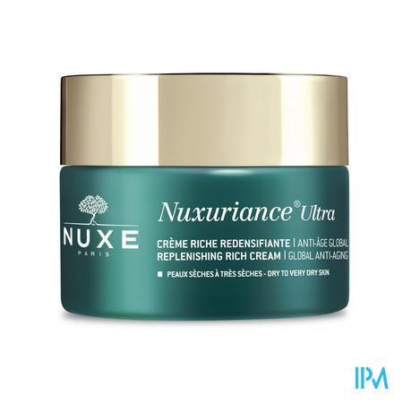 Afbeelding Nuxe Nuxuriance Ultra Totale Anti-Ageing Dagcrème voor Verbeterde Dichtheid voor Droge tot Zeer Droge Huid 50 ml .