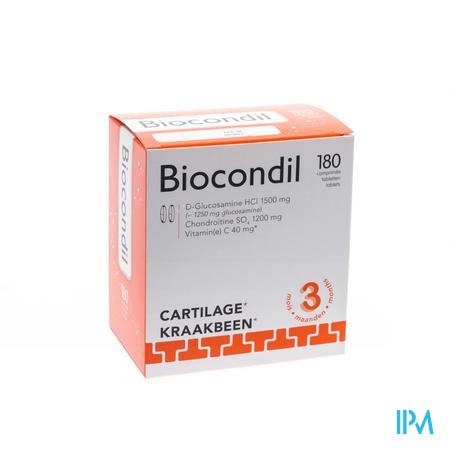 Biocondil 180 comprimés