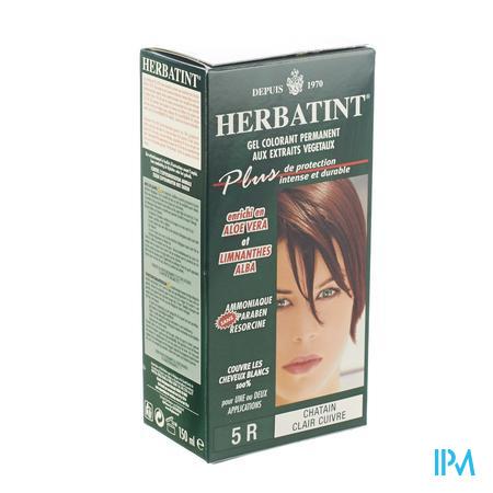 Herbatint Chatain Clair Cuivre 5R 150 ml