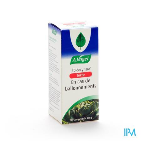 A.Vogel Boldocynara Forte 80 tabletten