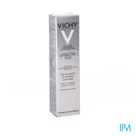 Vichy Liftactiv Derm Source Ogen 15ml
