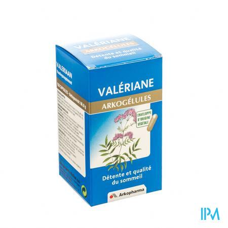 Arkogelules Valeriane Vegetal 150 capsules