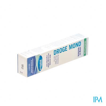 Bioxtra Droge Mond Tandpasta Zacht 50 ml