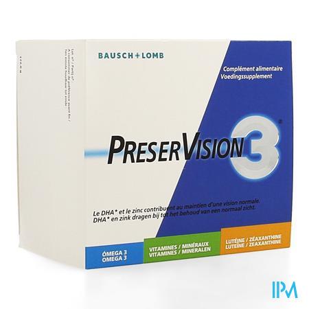 Preservision 3 Caps 180