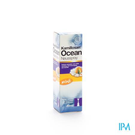 Afbeelding Kamillosan Ocean Neusspray 20ml.