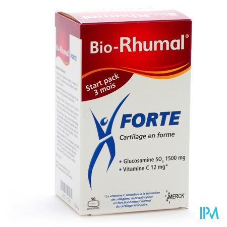 Bio-Rhumal Forte 1500 Mg 90 comprimés