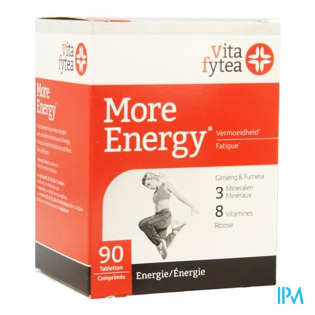 Afbeelding Vitafytea More Energy.