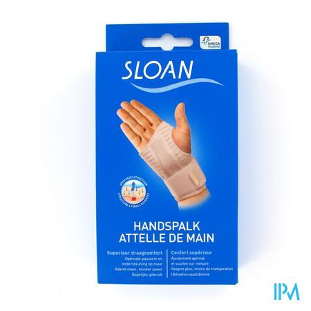 Sloan Handspalk Huid Rechts L 1 stuk