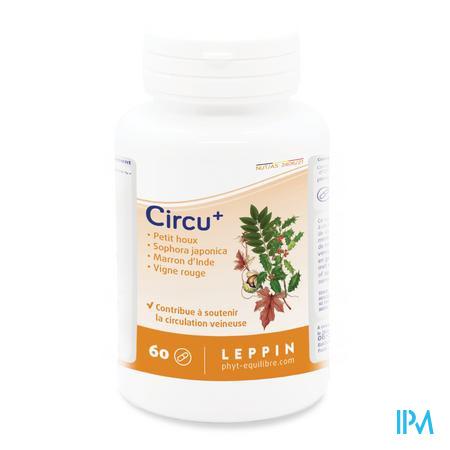 Leppin Circu Plus Caps 60