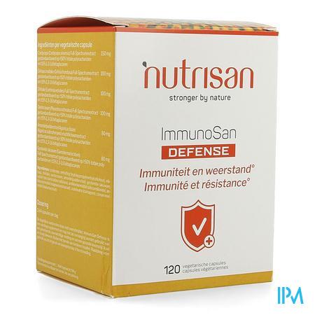 Immunosan Defense 120 Caps   -  Nutrisan