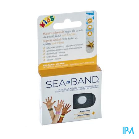 Sea Band Polsbandjes Kind 2 stuks