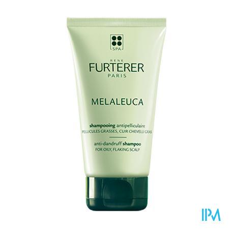 Afbeelding René Furterer Melaleuca Antiroos Shampoo voor Hoofdhuid met Vette Schilfertjes 150 ml .