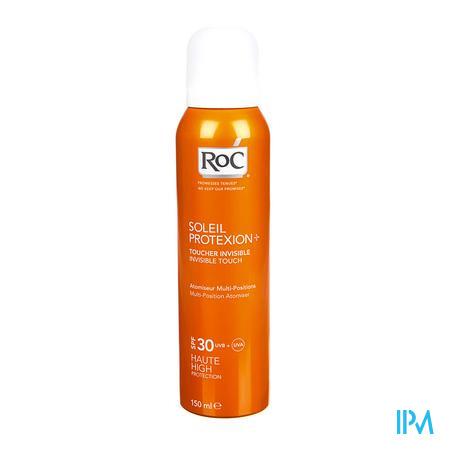 Afbeelding Roc Soleil Protexion Onzichtbare Zonnemist met SPF 30 Spray 150 ml.