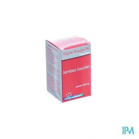 Pharmagenerix Vigne Rouge Pg 120 capsules