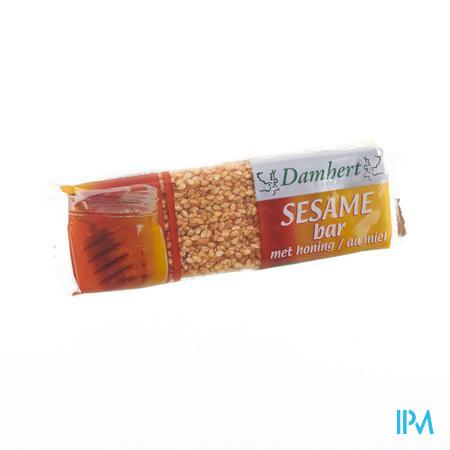 Damhert Bar Sésame Sans Gluten 50 g