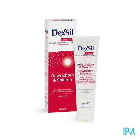 Dexsil Gewrichten & Spieren 100 ml gel