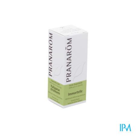Immortelle Helichrysum Ess Olie 10ml Pranarom