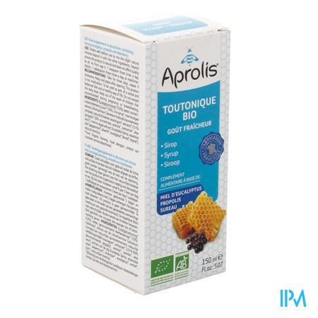 Aprolis Toutonique Siroop Fl 150ml