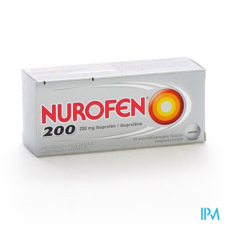 Nurofen 200mg 48 dragees