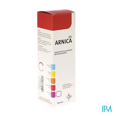 Arnica Gel Tube 100 g