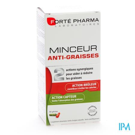 Minceur Anti-Graisses + 90 capsules