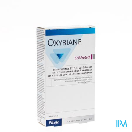 Oxybiane Cell Protect 60 capsules