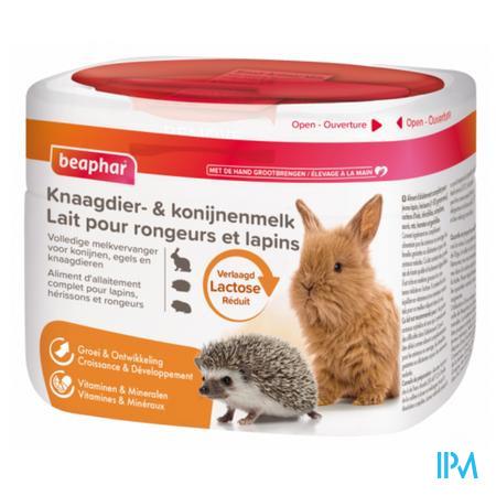 Beaphar Knaagdier-konijnenmelk 200g Nf Verv3897956