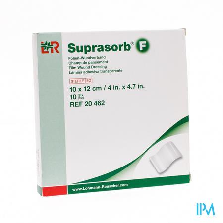 Suprasorb F Film Cp Steril 10x12cm 10 20462