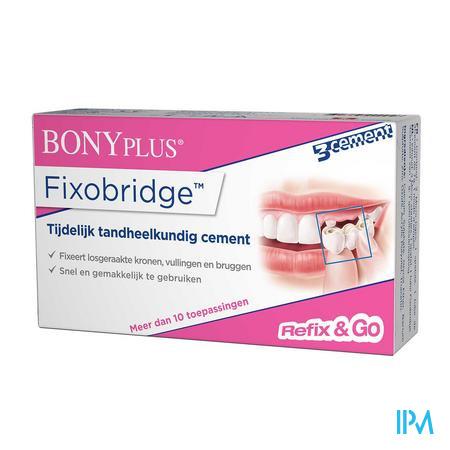 Bonyplus Fixobridge Vr Losgekomen Kronen-bruggen7g