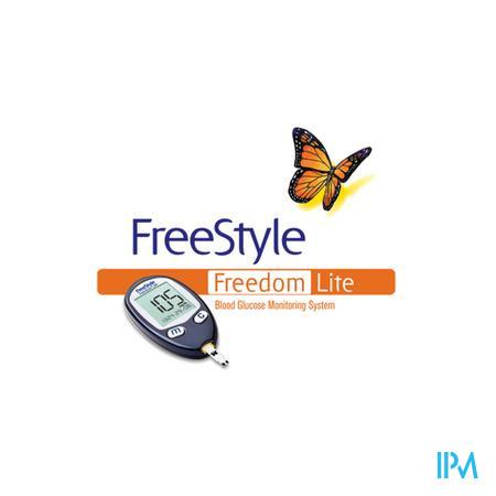 Freestyle Freedom Lite Lecteur Kit De Base