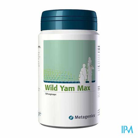 Wild Yam Max Capsule 120 683 Metagenics