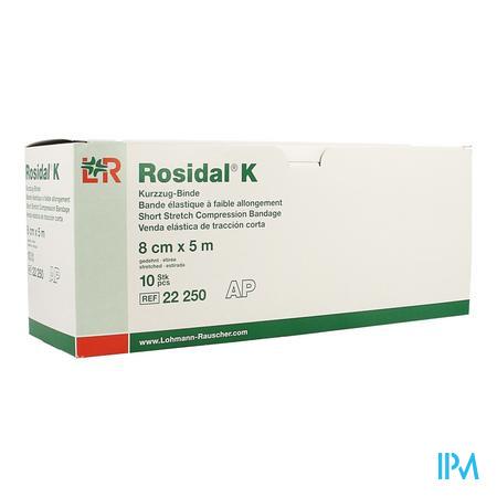 Rosidal K Elastische Windel 8Cmx5M 10 22250  -  Lohmann & Rauscher