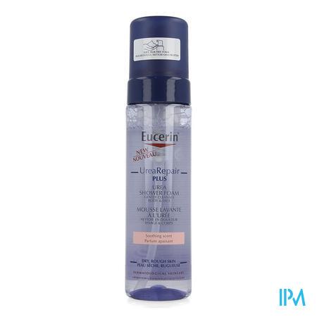 Afbeelding Eucerin UreaRepair PLUS Doucheschuim met een Rustgevend Parfum voor de Droge, Ruwe Huid Pompflacon 200 ml .