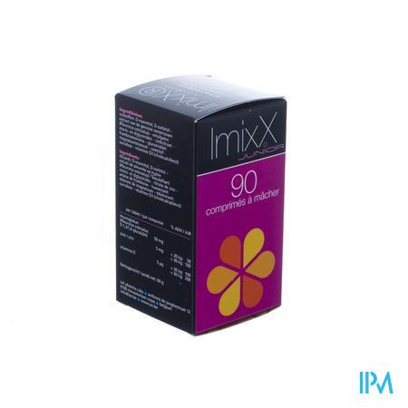 Imixx Junior Framboos Kauwtabl 90