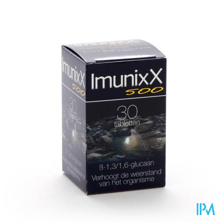 Farmawebshop - IMUNIXX 500 30 tabletten x 911mg