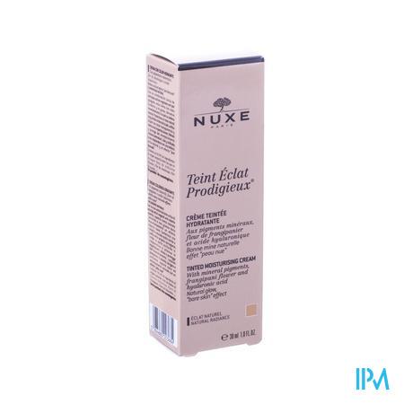 Nuxe Teint Prodigieux Naturel Nf Tube 30ml
