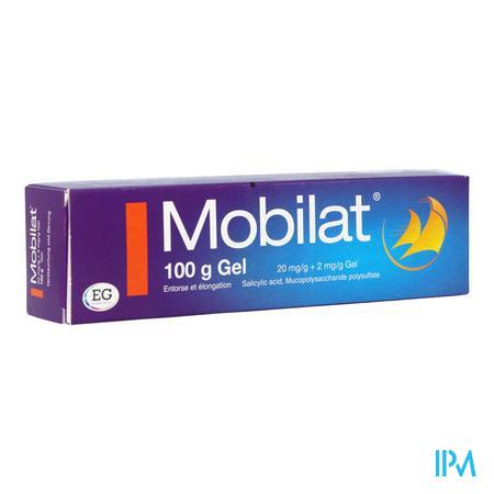 MOBILAT 100 G GEL (médicament)