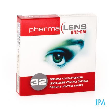 PharmaLens lentilles (jour/24 heurs) (Dioptrie: -3.25) 32 lentilles