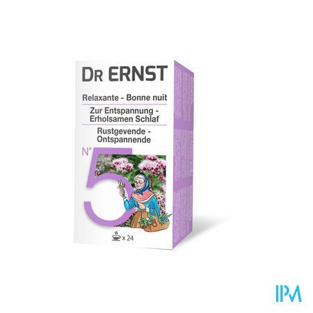 Ernst Dr Filters N 5 Thee Kalmerend  -  Tilman