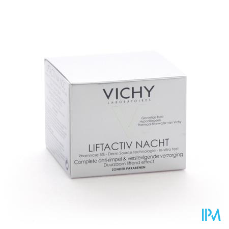 Farmawebshop - VICHY LIFTACTIV DERM SOURCE NACHT 50ML