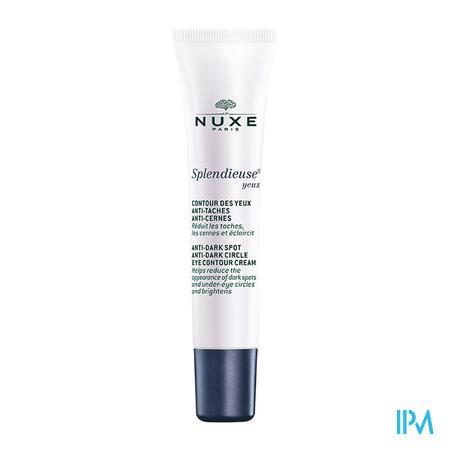 Nuxe Splendieuse Eye Cont. A/spot A/wal. Tube 15ml