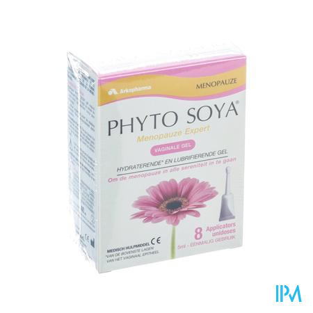 Farmawebshop - PHYTO SOYA VAGINALE GEL 5ML 8ST