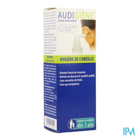 Audigiene Spray Auriculaire 50 ml spray
