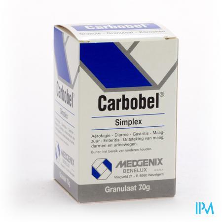 CARBOBEL SIMPLEX GRAN 70G
