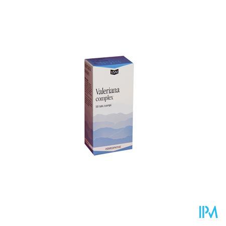 Valeriana Complex 50 tabletten