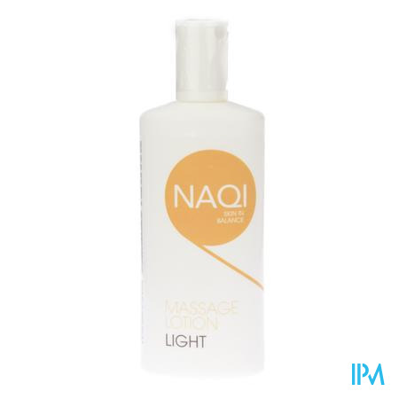 NAQI Massage Lotion Light 500ml