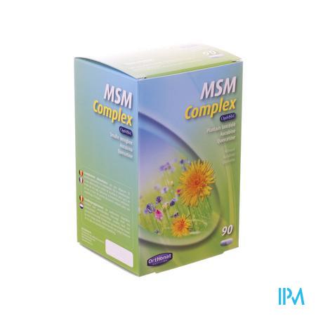 Orthonat MSM Complex 90 capsules
