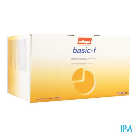 Milupa Basic-f Basic Pdr 600g